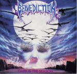 Cover - Benediction – Dark Is The Season