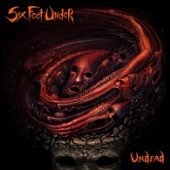 Six Feet Under - Undead - CD-Cover