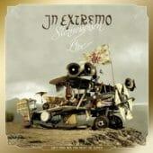 In Extremo - Sterneneisen live - Laut sind wir und nicht die leisen (DVD) - CD-Cover