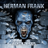 Herman Frank - Right In The Guts - Cover