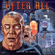 After All - Dawn Of The Enforcer - Cover