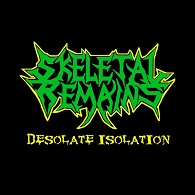 Skeletal Remains - Desolate Isolation (Demo MC) - Cover