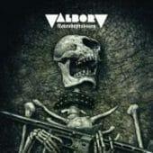 Valborg - Nekrodepression - CD-Cover