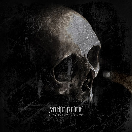 Sonic Reign - Monument In Black - Cover