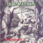 Cover - The Damnation – Into The Underworld