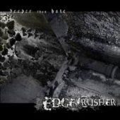 Edgecrusher - Deeper Than Hate - CD-Cover