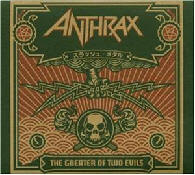 Anthrax - The Greater Of Two Evils - Cover