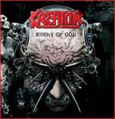 Kreator - Enemy Of God - CD-Cover