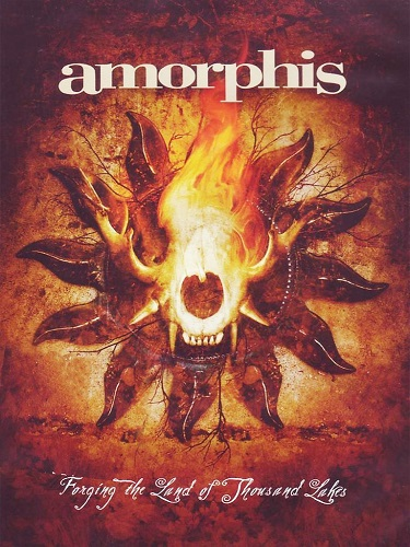 Amorphis - Forging The Land Of Thousand Lakes (DVD) - Cover