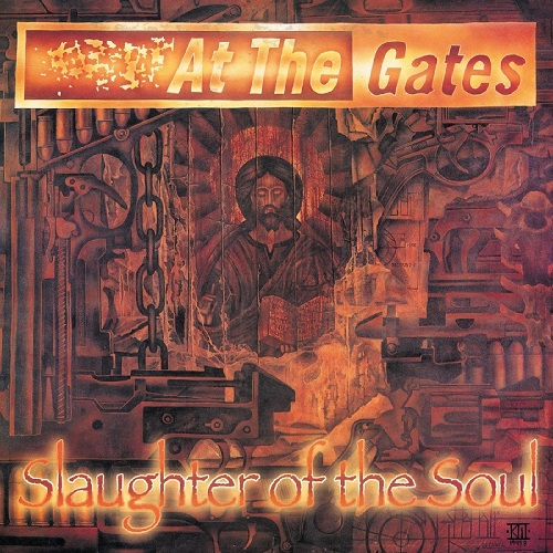 At the Gates - Slaughter of the Soul - Cover