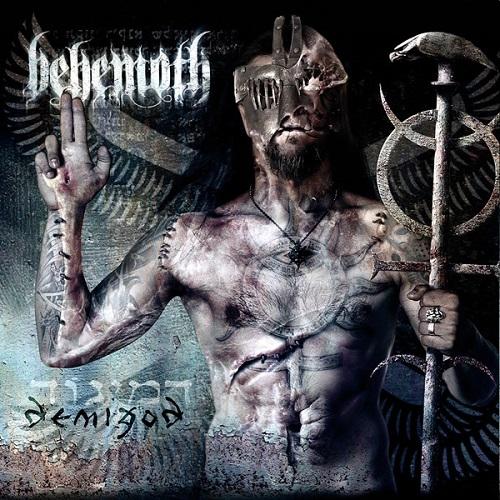 Behemoth - Demigod - Cover