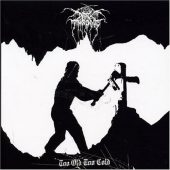 Darkthrone - Too Old, Too Cold (EP) - CD-Cover
