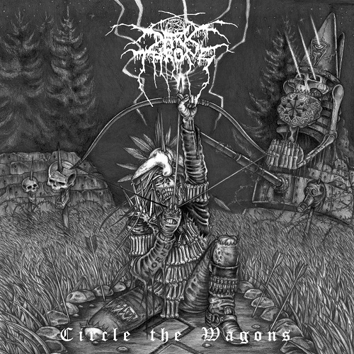 Darkthrone - Circle The Wagons - Cover