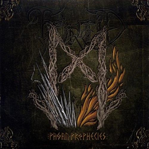Cover - Fortíð – Pagan Prophecies