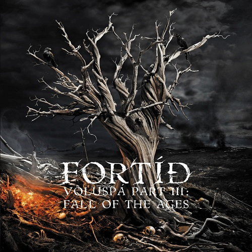 Cover - Fortíð – Völuspá Part III: Fall Of The Ages