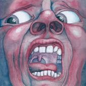 King Crimson - In The Court Of The Crimson King - CD-Cover