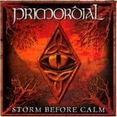Primordial - Storm Before Calm - CD-Cover