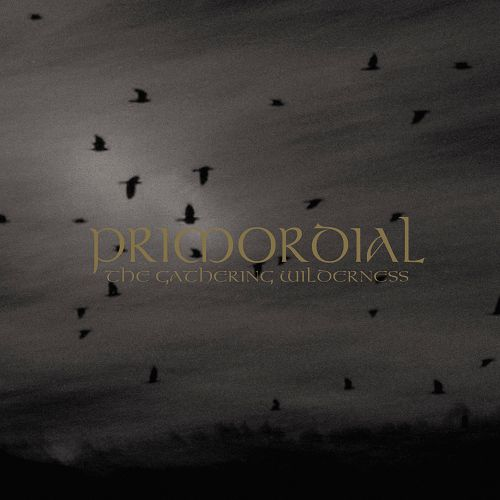 Primordial - The Gathering Wilderness - Cover