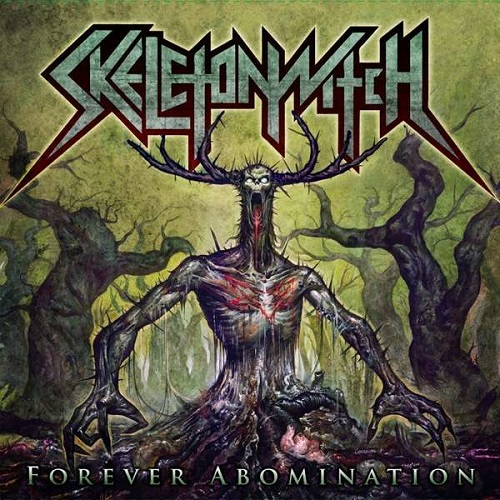 Cover - Skeletonwitch – Forever Abomination