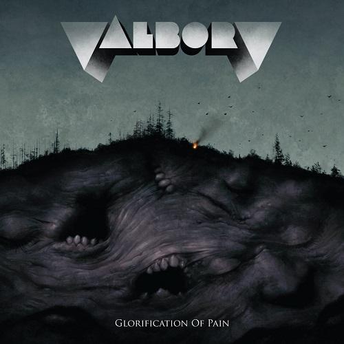 Valborg - Glorification Of Pain - Cover