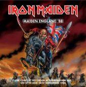 Iron Maiden - Maiden England ´88 (DVD) - CD-Cover