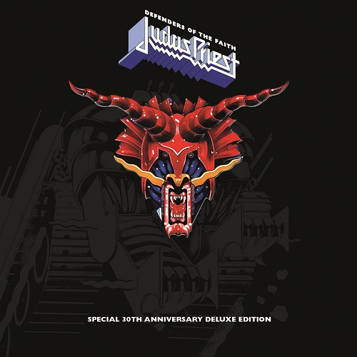 Judas Priest - Defenders Of The Faith Special (30th Anniversary Deluxe Edition) - Cover