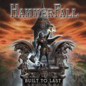 Hammerfall - Built To Last - CD-Cover