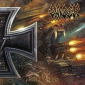 Vader - Iron Times (EP) - CD-Cover
