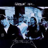 Metallica - Garage Inc. - CD-Cover
