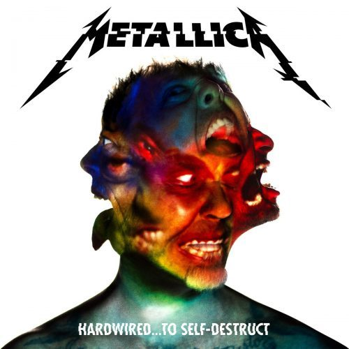 Metallica - Hardwired...To Self-Destruct - Cover