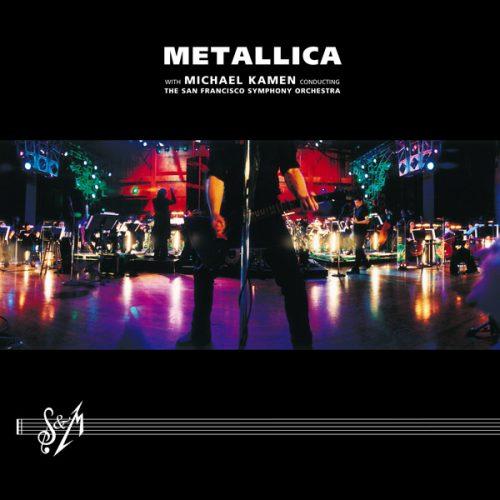 Metallica - S&M - Cover