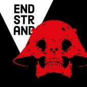 Valborg - Endstrand - CD-Cover