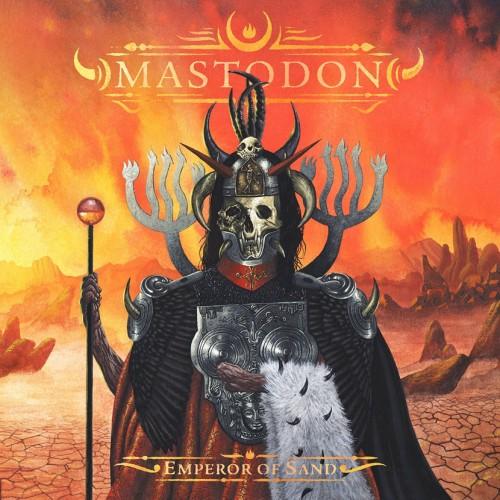 Mastodon - Emperor Of Sand - Cover