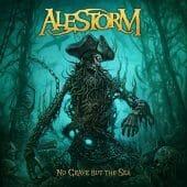 Alestorm - No Grave But The Sea - CD-Cover