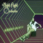 Cover - The Night Flight Orchestra – Amber Galactic
