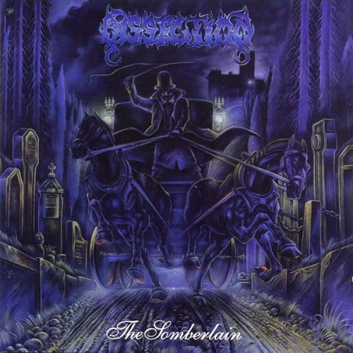Dissection - The Somberlain - Cover
