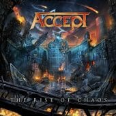 Accept - The Rise Of Chaos - CD-Cover