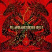 Die Apokalyptischen Reiter - Der rote Reiter - CD-Cover