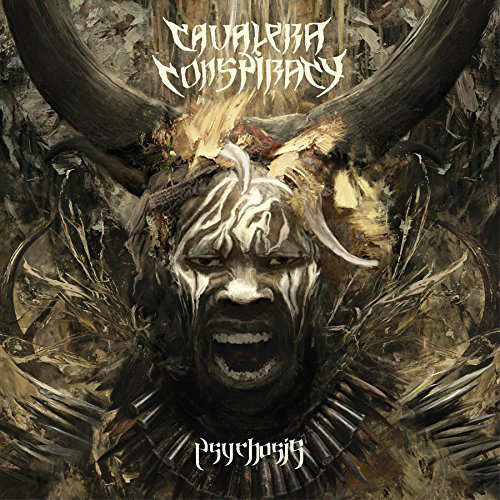 Cavalera Conspiracy - Psychosis - Cover