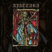 Ajattara - Lupaus - CD-Cover