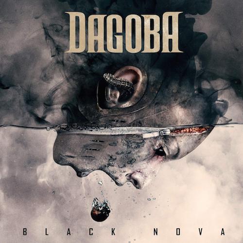 Dagoba - Black Nova - Cover