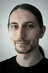 Foto des Redakteurs Simon Bodesheim