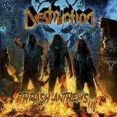 Destruction - Thrash Anthems II - CD-Cover