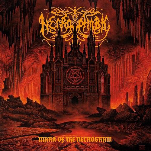 Necrophobic - Mark Of The Necrogram - Cover