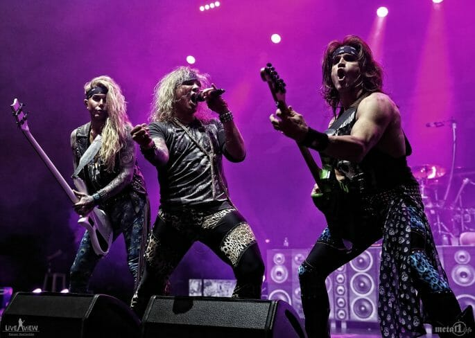 Cover - Steel Panther w/ Fozzy