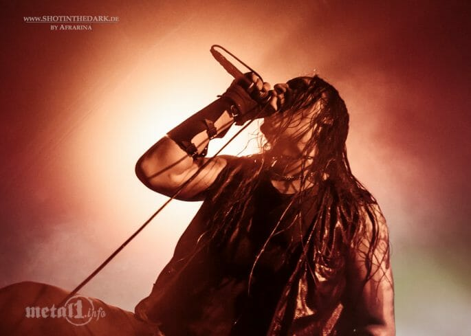 Cover - Marduk w/ Ragnarok, Streams Of Blood, Unlight, Kâhld