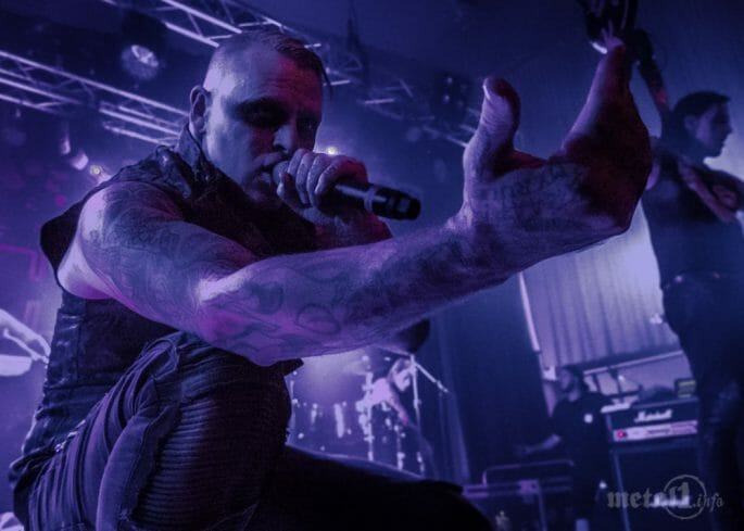 Cover - Combichrist w/ Wednesday 13, Night Club