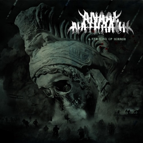 Anaal Nathrakh - A New Kind Of Horror - Cover