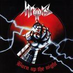 Cover - Kryptos – Burn Up The Night