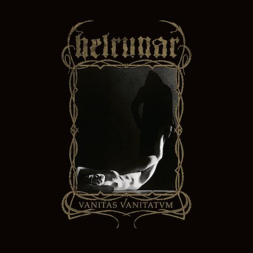 Helrunar - Vanitas Vanitatvm - Cover